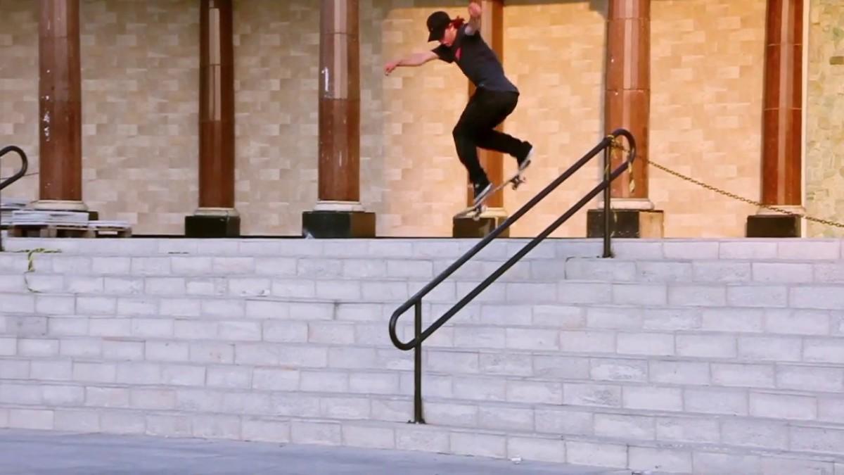 CHECKOUT: Red Bull Skateboards présente Giovanni Vianna